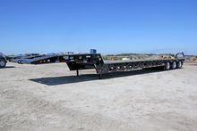 2015 MATRIXX 40 Ton Tri-Axle 9'