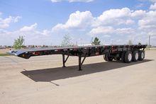 2015 DORSEY 42' Tri Axle Picker