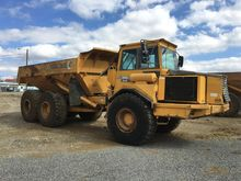 2001 VOLVO A25C #OR-79
