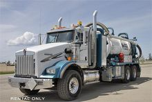 New 2013 KENWORTH T8