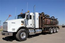 New 2015 KENWORTH T8
