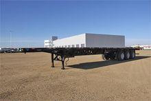 2014 MANAC 53' Tridem Flat Deck