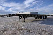 2013 MANAC 53' Tridem Flat Deck