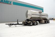 2014 CANCADE Potable Water Tank