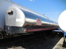 1980 CITATION Tank Trailers - W