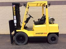 Used 2005 Hyster H50