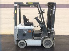 2011 Nissan Forklift MCP1B2L20S