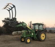 John Deere 4240 Tractor W/Koyke