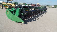 2004 John Deere 630F Flex Head
