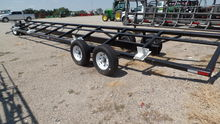 Wemhoff 36′ Header Trailer w/li