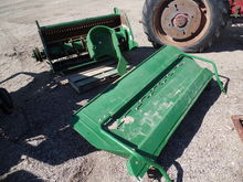 John Deere 9750 Straw Chopper
