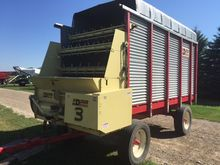 Dion N10R Forage Box on Horst W