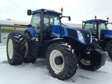 Used 2012 Holland T8