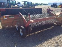 1999 H & S HM2000 Windrow Merge