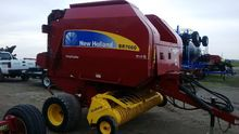 2012 New Holland BR7060RC Round