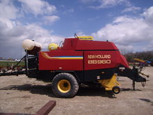 2001 New Holland BB960 Large Sq