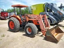 Used Kubota M6800 MF