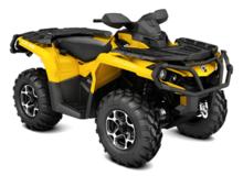 Can am Outlander XT 570 ATV