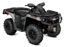 New Can am Outlander