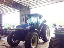 2014 New Holland TS6.125 Tracto