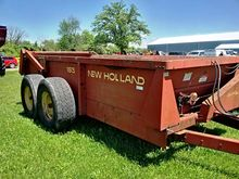 1994 New Holland 195 Manure Spr