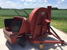 1993 Case IH 600 Forage Blower