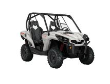 2016 Can-Am Commander Side-by-S