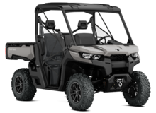 2016 Can-Am Defender XT Side-by