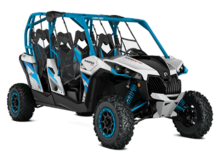 2016 Can-Am Outlander MAX X ds