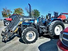 2002 New Holland TL80 Tractor