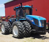 2013 New Holland T9.450 4WD Tra