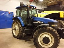 2006 New Holland TM155 Tractor