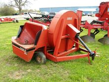 2004 Case IH 600 Forage Blower