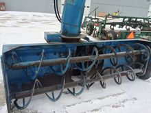 2001 Lucknow D9-OR Snow Blower