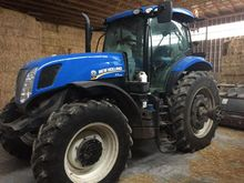 2013 New Holland T7.235 MFD Cab