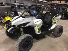 2016 Can-Am Maverick 1000 Turbo