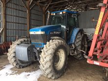1997 Ford New Holland 8770 Cab
