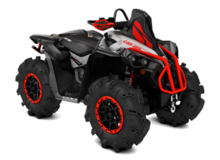 New 2017 Can-am Renegade XMR 10