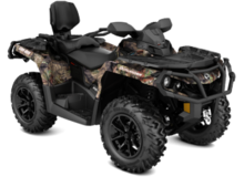 New 2017 Can-am Outlander MAX X