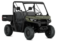New 2017 Can-am Defender DPS HD