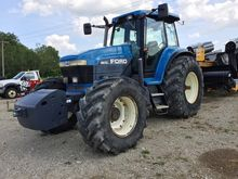 1994 Ford 8970 MFD Cab Tractor