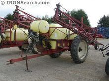 1993 Hardi HC650 Spray Boom