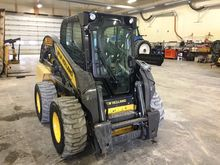 2014 New Holland L223 Skid Stee