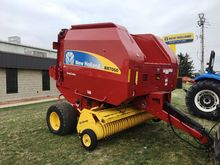 2014 NEW HOLLAND BR7060 ROTOCUT