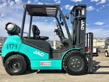 2016 JAC CPQY30