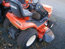 2000 Kubota TG1860 Lawn tractor