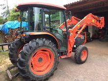 2008 Kubota L5040 Garden tracto