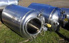 1100 litre polished receiver