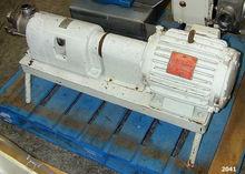 Mono rotor pump