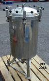 Eurovent pressure leaf filter
